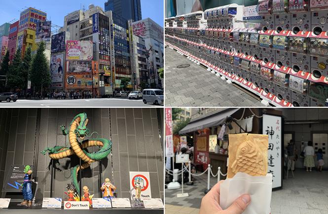 Tokyo, Akihabara | Viaggio in Giappone