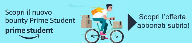 Offerta Amazon Prime Student