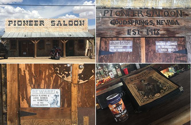 Pioneer Saloon | Goodsprings ghost town