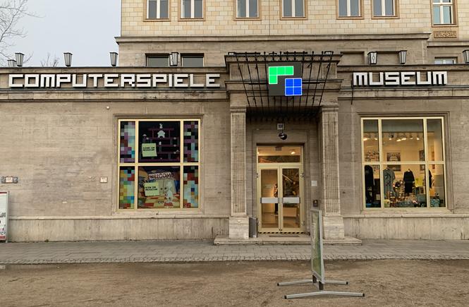 Museo dei videogame a Berlino