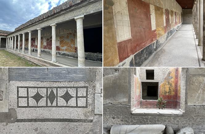 Scavi di Oplonti   Villa di Poppea