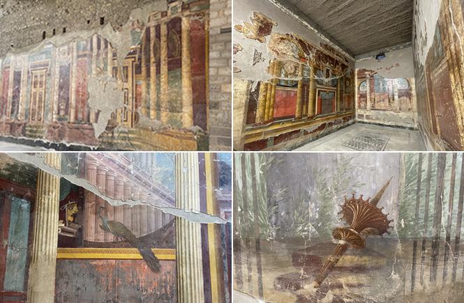 Villa di Poppea   Antico Impero Romano