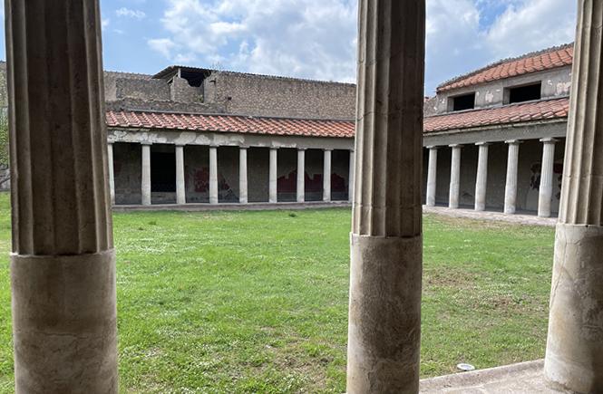 Scavi archeologici Oplontis