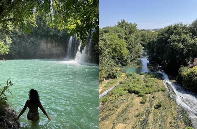 Parco fluviale Toscana | Rafting Sienaing Siena