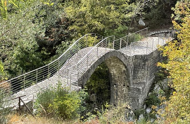 Ponte di Annibale nel Sannio